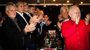 Veterantreff 2015: Lyngbø-bordet