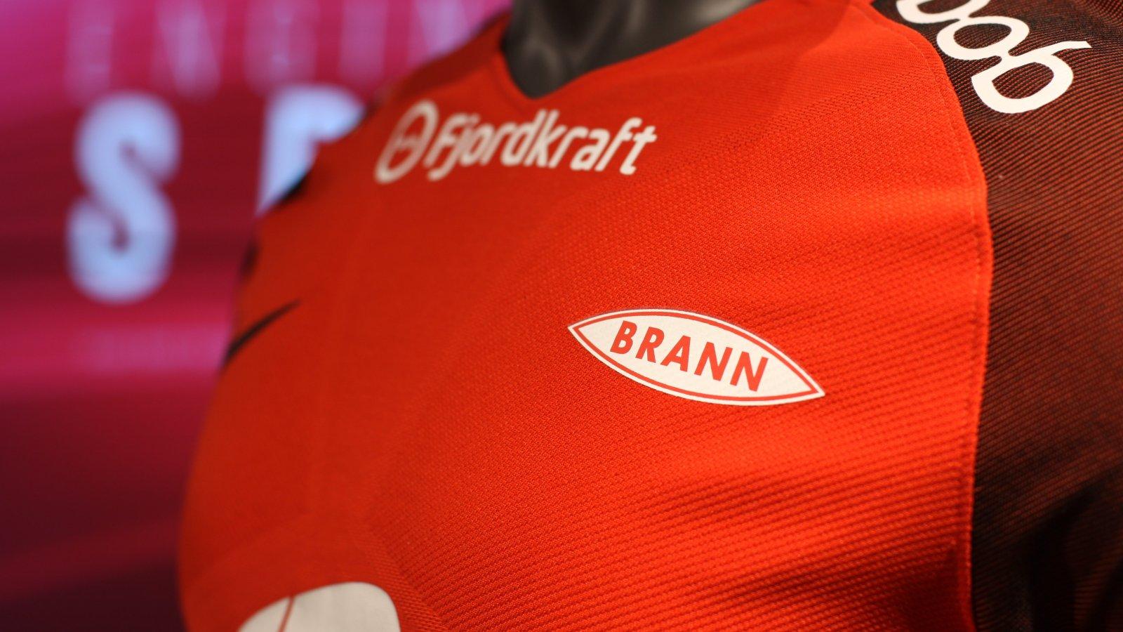1796e3c8 Brann får samme logomerke-leverandør til klær som gigantklubbene. Brann, Torshov  Sport ...