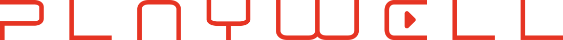 playwell Logo rød