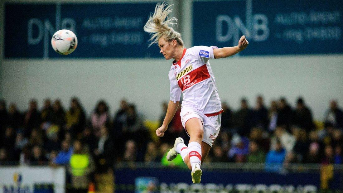 Stine Hovland er kaptein når Sandviken spiller årets første hjemmekamp på Varden Amfi søndag.