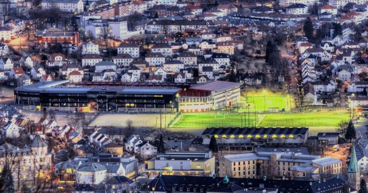 Om Stadion / Brann