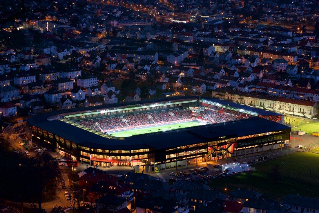 Brann Stadion 2019 foto pål bentdal